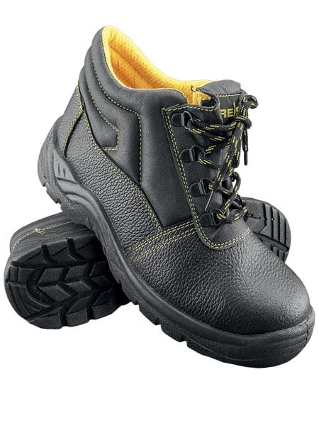 Buty robocze S3 tanie ochronne obuwie męskie damskie BHP do pracy BRYES T S3 SRC