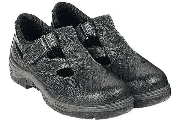 Sandały robocze męskie przewiewne buty ochronne damskie BRANDREIS SB SRA