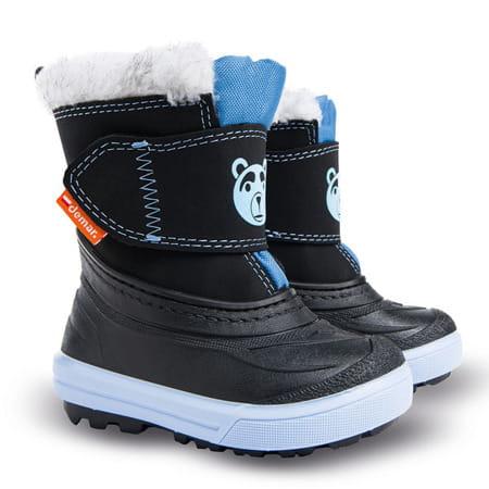 f52ef276 Śniegowce dla dzieci Demar BEAR A buty zimowe dziecięce wełna